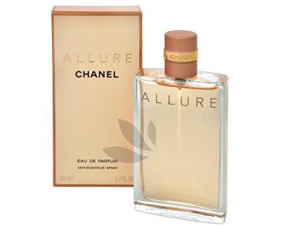 Chanel Allure - EDP - REDUCERE - ambalaj deteriorat