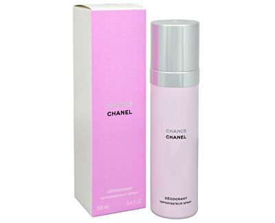 Chance - deodorant ve spreji - SLEVA - bez celofánu