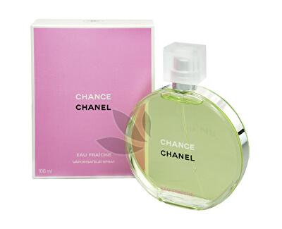 Chanel Chance Eau Fraiche - EDT - SLEVA - pomačkaná krabička