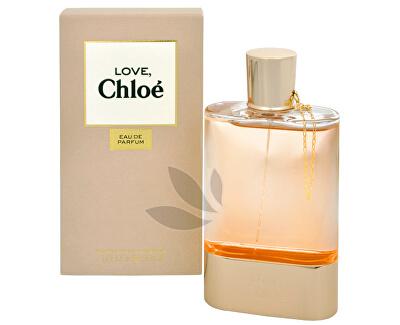 Chloé Love - EDP - SLEVA - poškozená krabička