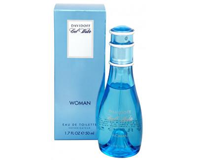 Cool Water Woman - EDT - SLEVA - poškozená krabička