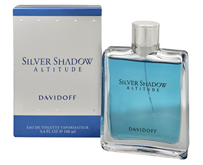 Davidoff Silver Shadow Altitude - EDT - SLEVA - poškozený celofán