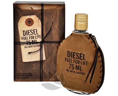 Fuel For Life Homme - EDT - SLEVA - bez celofánu