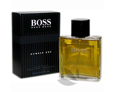 Hugo Boss Boss No. 1 - EDT - DISCOUNT - cutia deteriorată
