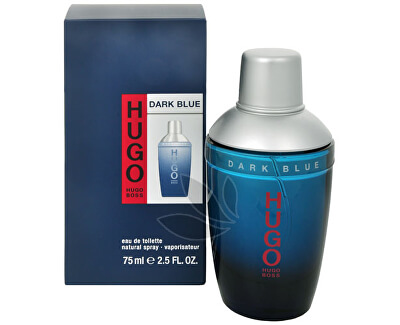 Hugo Boss Dark Blue - EDT - REDUCERE - încrețită box