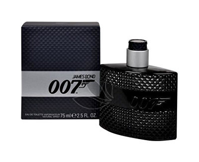 James Bond 007 - EDT - SLEVA - poškozená krabička, chybí cca 1 ml