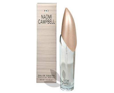 Naomi Campbell Naomi Campbell - EDT - REDUCERE - cutie deteriorată