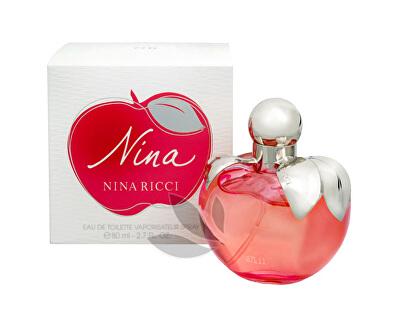 Nina Ricci Nina - EDT - REDUCERE - cutie deteriorată