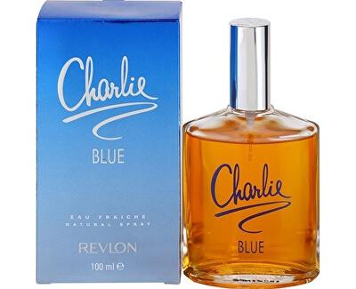 Revlon Charlie Blue Eau Fraiche - EDT - SLEVA - pomačkaná krabička, bez celofánu