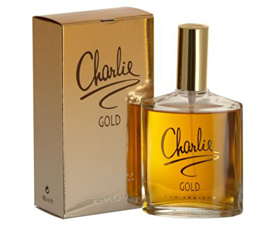Revlon Charlie Gold - EDT - SLEVA - poškozená krabička