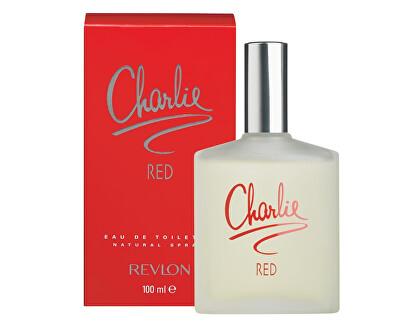 Revlon Charlie Red - EDT -REDUCERE - Cutie deteriorată