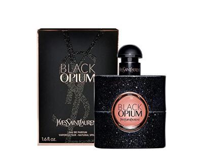 Yves Saint Laurent Black Opium - EDP - SLEVA - bez krabičky, chybí cca 15 ml