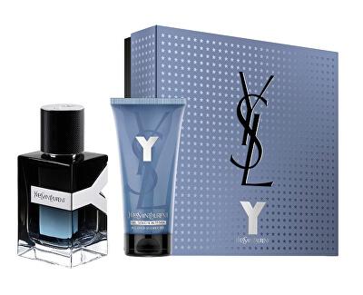 Y - EDP 60 ml + sprchový gel 50 ml