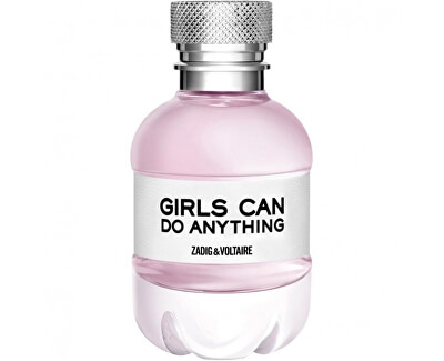 Girls Can Do Anything - EDP - TESTER