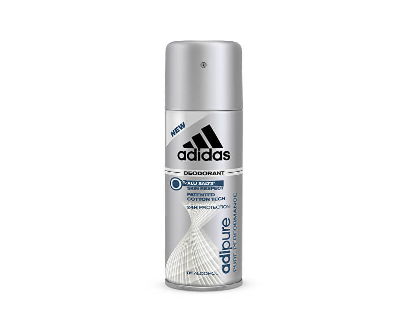 Adidas Adipure - deodorant ve spreji