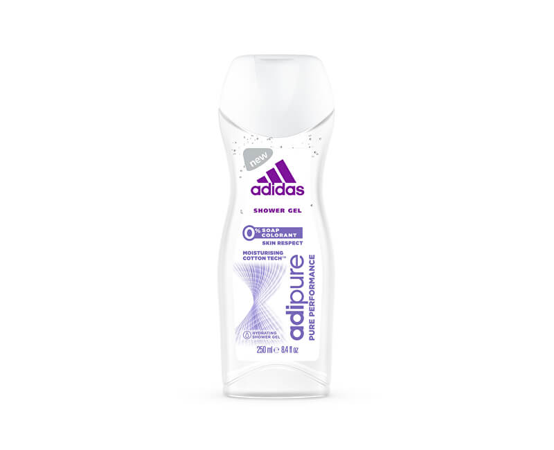 Adidas Adipure For Her - sprchový gel