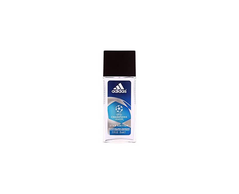 Adidas Champions League Star Edition - deodorant s rozprašovačem