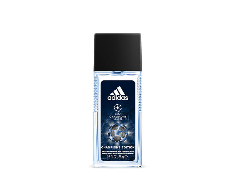 Adidas UEFA IV Champions - deodorant s rozprašovačem
