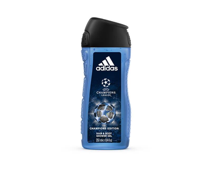 Adidas UEFA IV Champions - sprchový gel