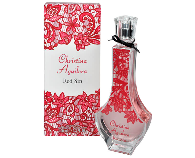 Christina Aguilera Red Sin - EDP