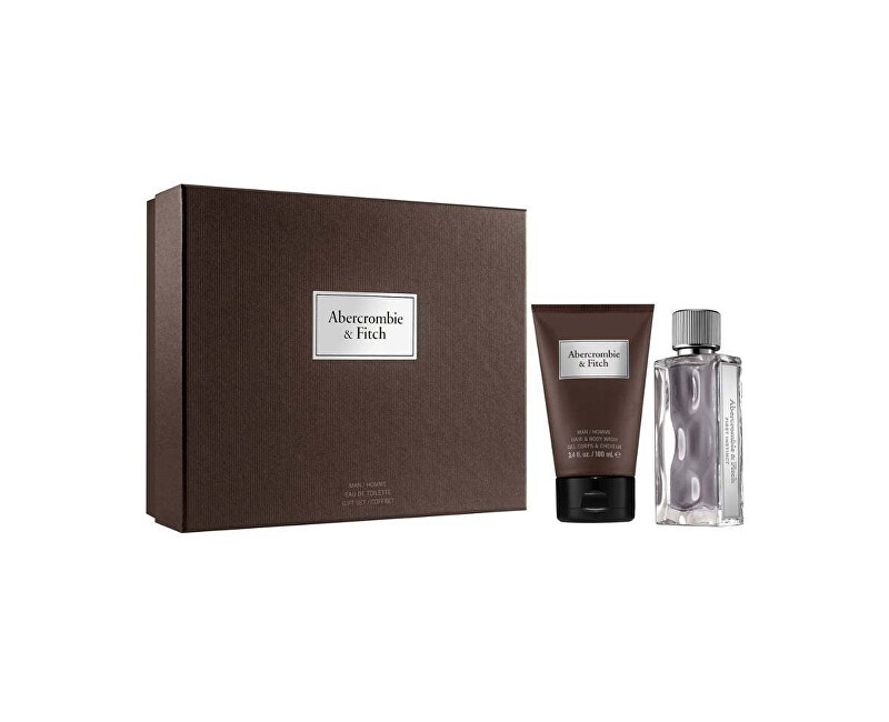 Abercrombie & Fitch First Instinct - EDT 50 ml + sprchový gel 100 ml