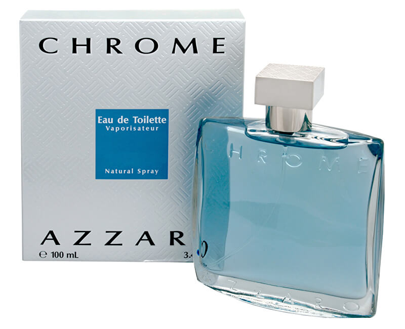 Azzaro Chrome - EDT