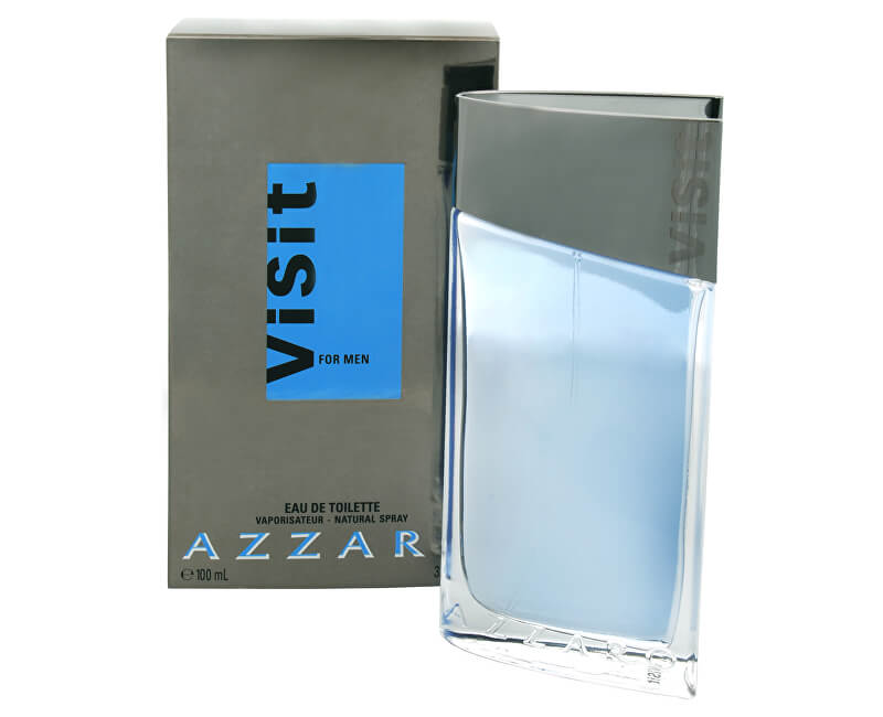 Azzaro Visit For Man - EDT
