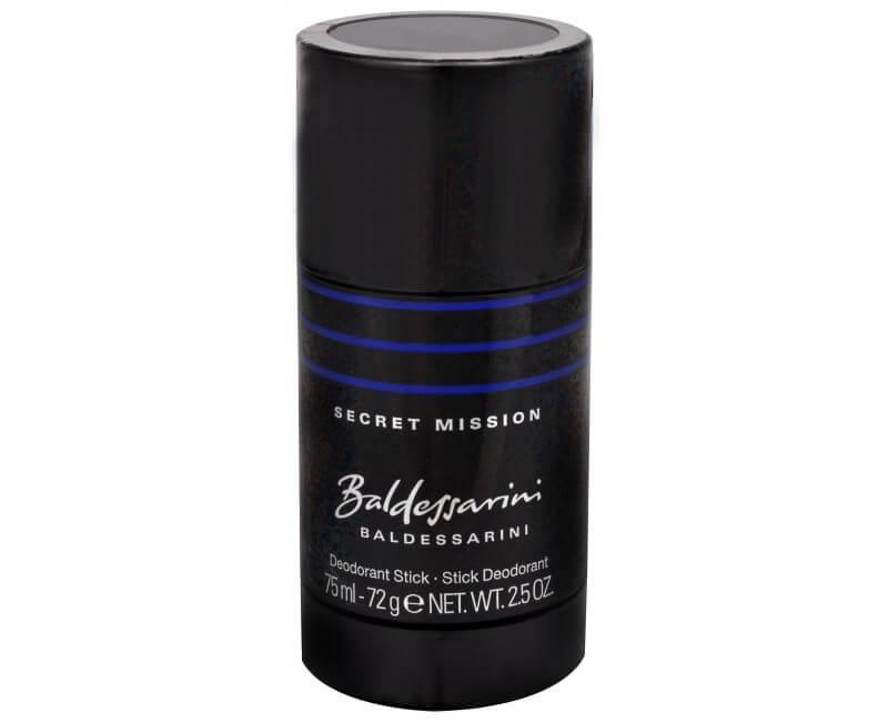 Baldessarini Secret Mission - tuhý deodorant