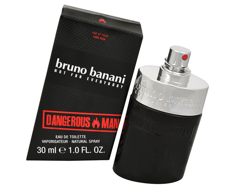 Bruno Banani Dangerous Man - EDT