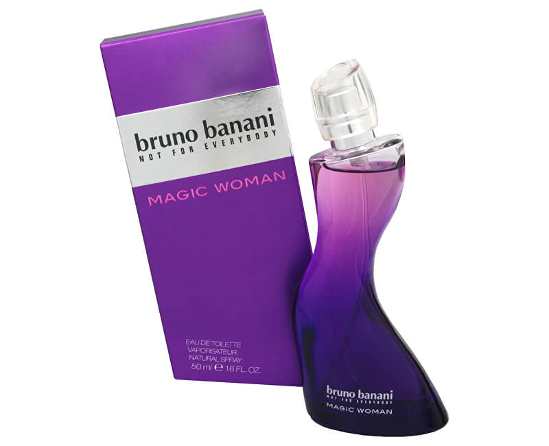 Bruno Banani Magic Woman - EDT