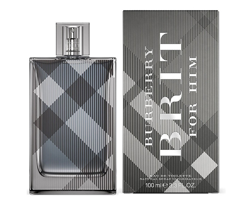 Burberry Brit For Men - EDT