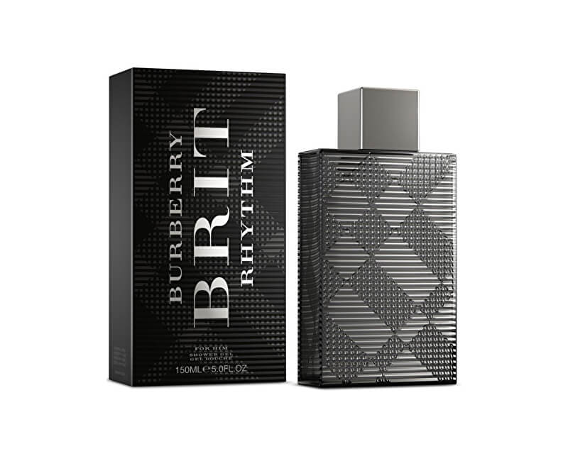 Burberry Brit Rhythm - sprchový gel