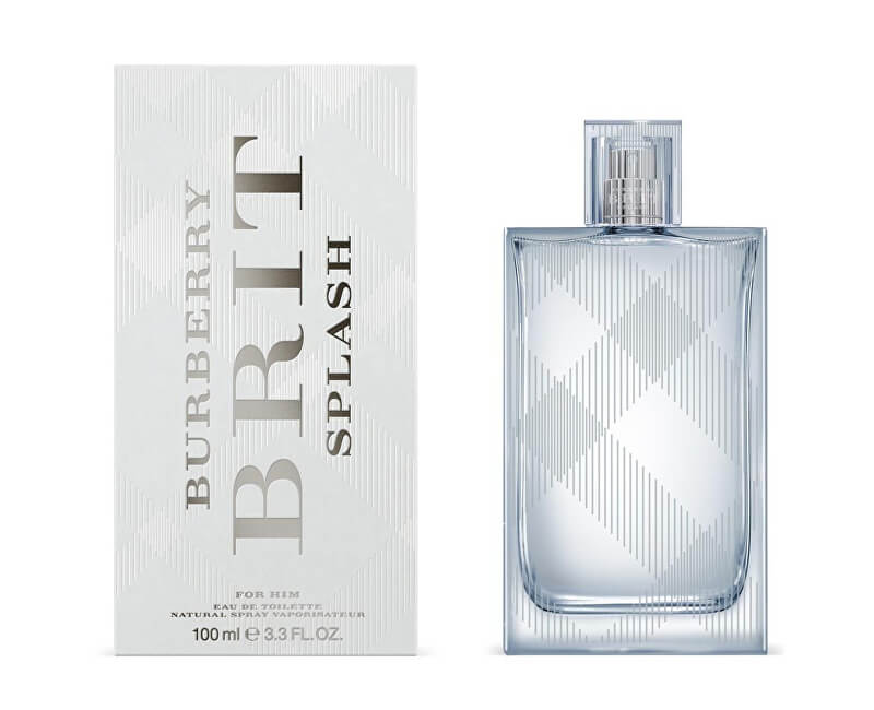 Burberry Brit Splash For Him - EDT