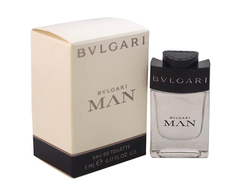 Bvlgari Bvlgari Man - miniatura EDT