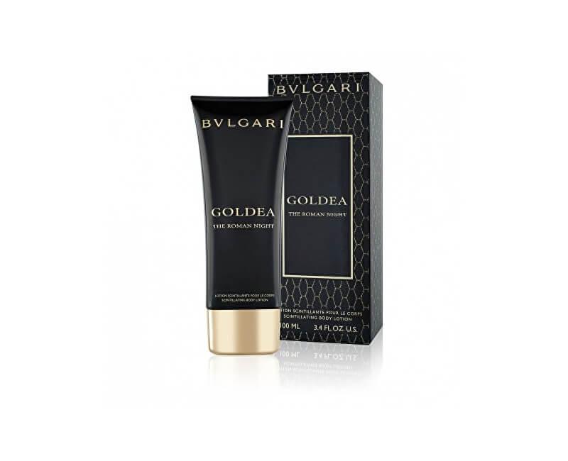 Bvlgari Goldea The Roman Night - tělové mléko
