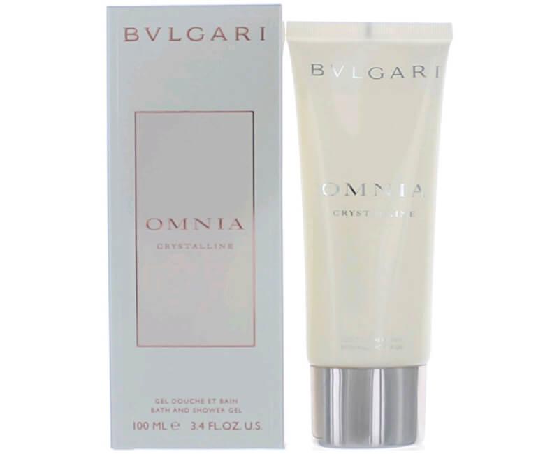 Bvlgari Omnia Crystalline - koupelový a sprchový gel