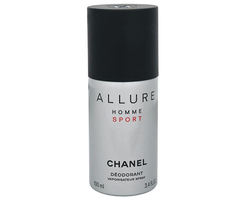 Chanel Allure Homme Sport - deodorant v spreji