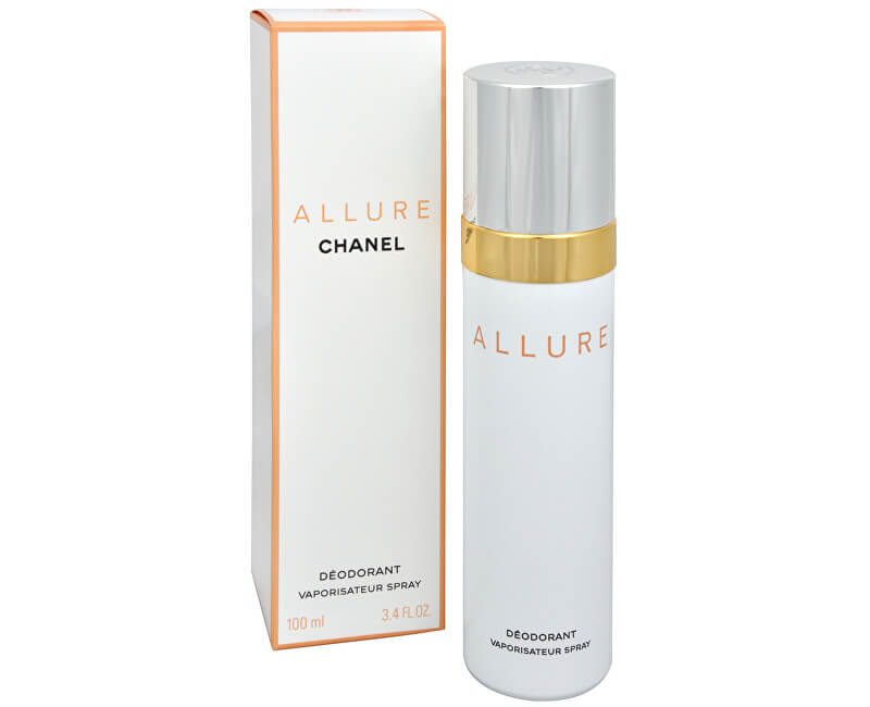 Chanel Allure - deodorant v spreji