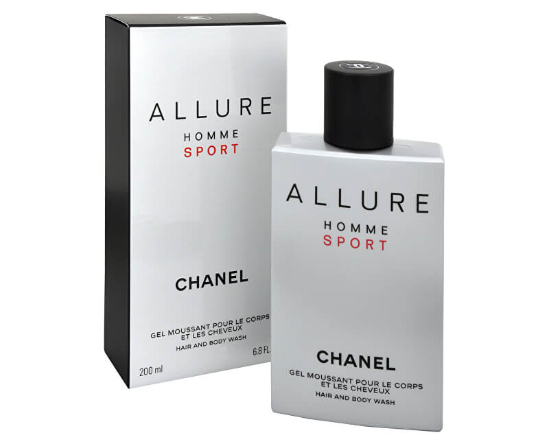 Chanel Allure Homme Sport - sprchový gel