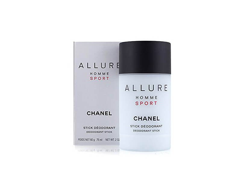 Chanel Allure Homme Sport - tuhý deodorant