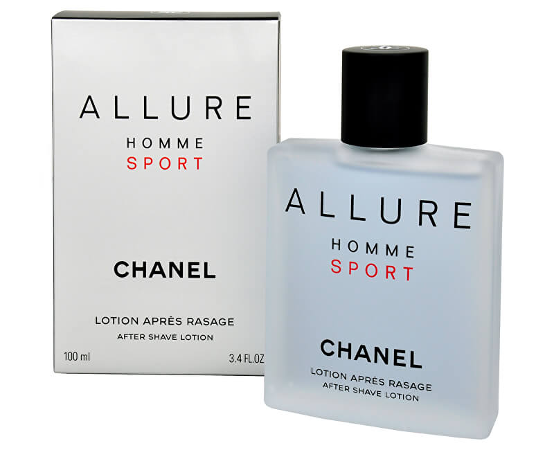 Chanel Allure Homme Sport - After Shave