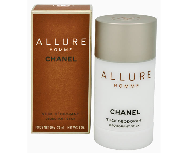 Chanel Allure Homme - tuhý deodorant