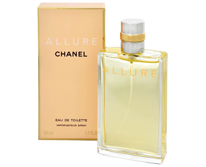 Chanel Allure - toaletní voda s rozprašovačem