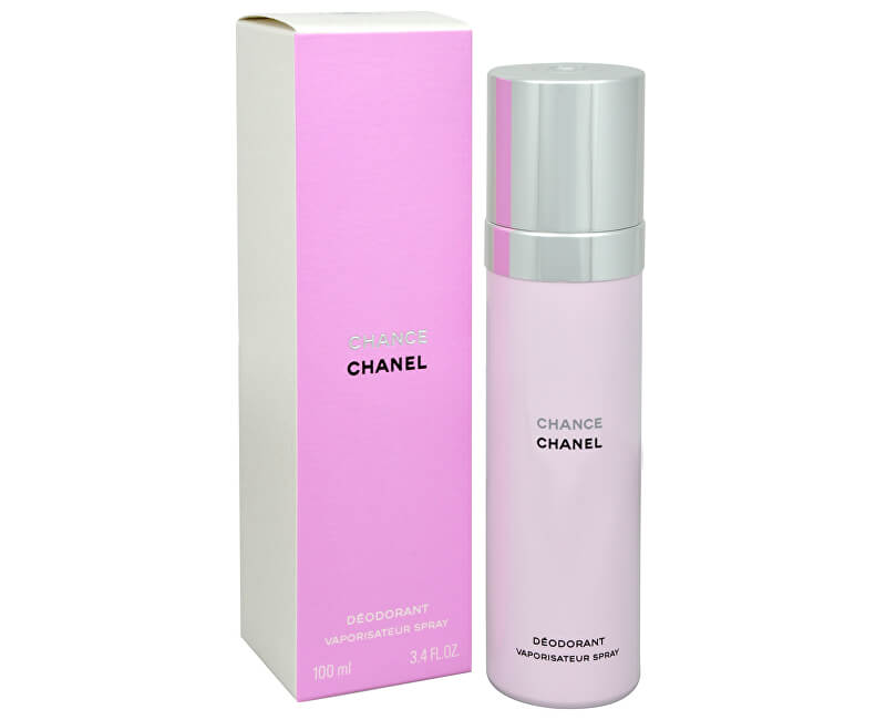 Chanel Chance - deodorant spray
