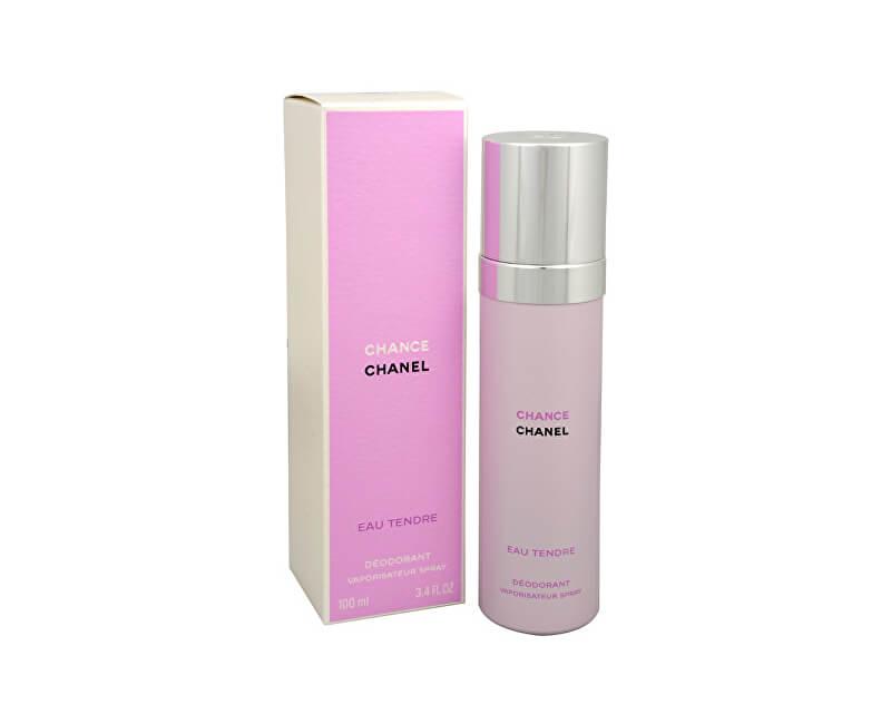 Chanel Chance Eau Tendre - deodorant ve spreji