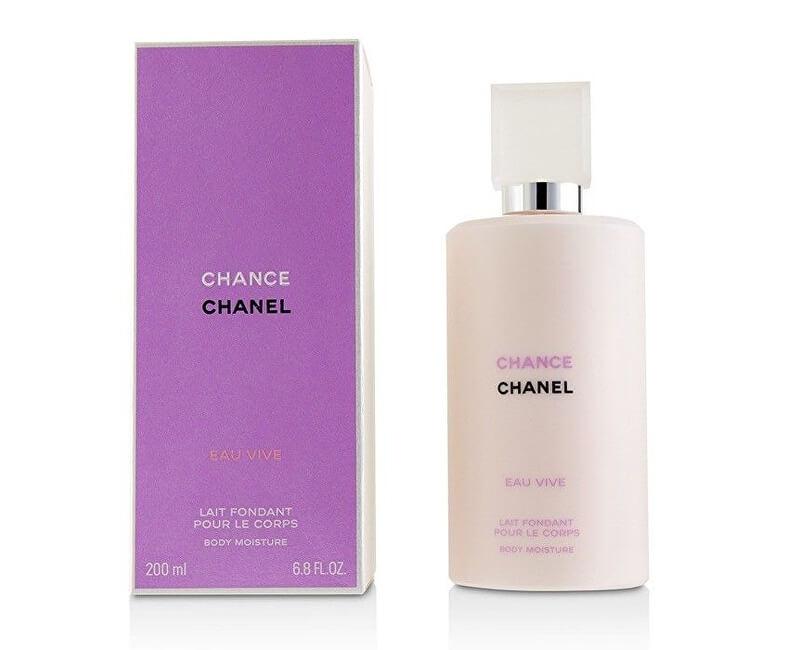 Chanel Chance Eau Vive - tělové mléko