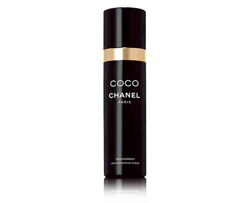 Chanel Coco - deodorant ve spreji
