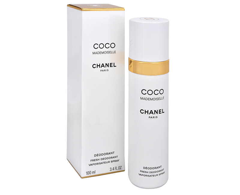 Chanel Coco Mademoiselle - deodorant ve spreji