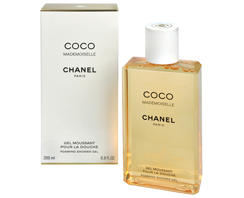 Chanel Coco Mademoiselle - sprchový gel