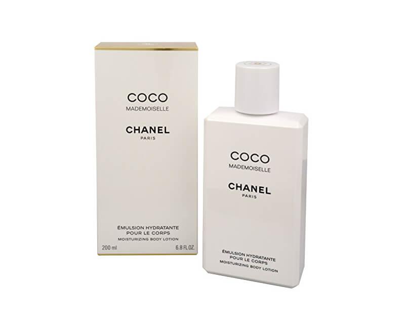 Chanel Coco Mademoiselle - lăptișor de corp